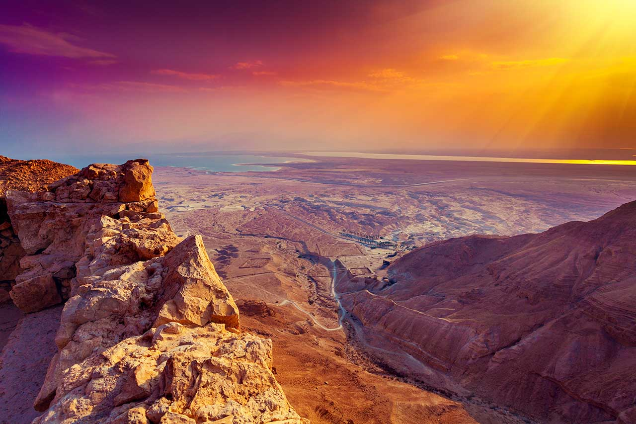 deluxe israel escapes