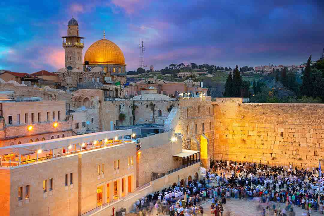 Christian Israel Tours